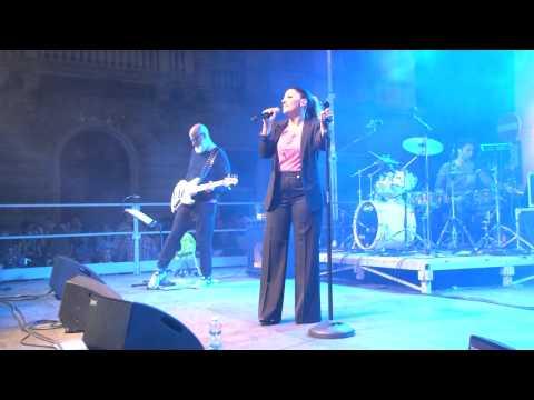 Notte bianca Pontedera 2015 Live di deborah iurato