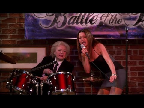 Battle of the Bands | Hot in Cleveland S02 E14 | Hunnyhaha