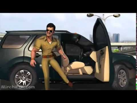 Video Singham Returns with The Roar   Full HD Funny Video MirchiFun Mobi download in MP3, 3GP, MP4, WEBM, AVI, FLV January 2017