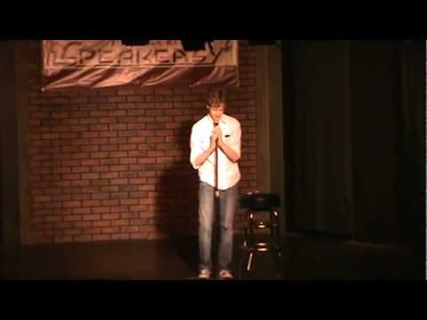 Andrew Cline Does Comedy