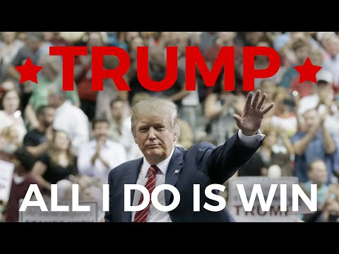Donald Trump Sings All I Do Is Win by DJ Khaled
