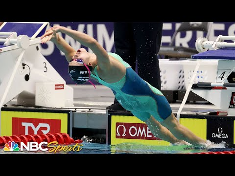 Regan Smith avenges 200m loss in decisive 100m backstroke victory at 2021 TYR Pro | NBC Sports
