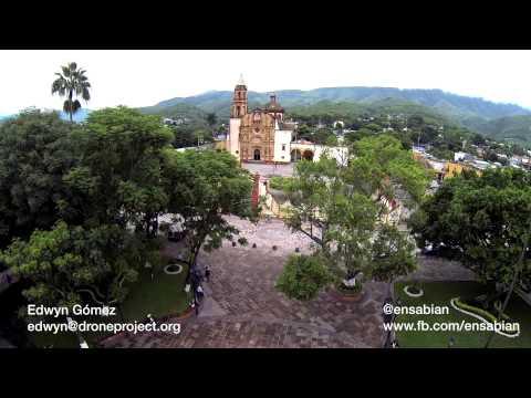 Jalpan de Serra Drone Video
