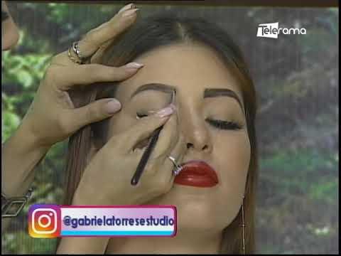 ¿Cómo maquillar las cejas correctamente?