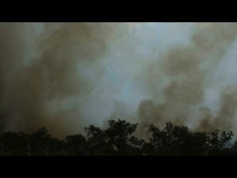 Singapore, Indonesia tussle over haze problem