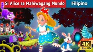 Video Alice sa Mahiwagang Mundo | Kwentong Pambata | Mga Kwentong Pambata | Filipino Fairy Tales MP3, 3GP, MP4, WEBM, AVI, FLV September 2019