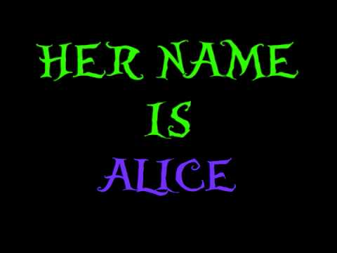 Shinedown - Her Name Is Alice lyrics