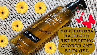 hello everyone....Today i am going to review Neutrogena Rainbath Refreshing Shower and Bath Gel.plz LIKE the video & SUBSCRIBE to my channel*************************************************CONTACT:mkb.makeubeautiful@gmail.comFOLLOW ME:--------------------- TWITTER:https://twitter.com/makeUabeautifulFACEBOOK:https://www.facebook.com/MakeUbeautiful-1671222829841630/XOXOMoumita**********---------------------------------------------WATCH MY OTHER VIDEOS:-----------------------------------------------EASY ELEGANT HAIR BUN FOR MEDIUM/LONG HAIR TUTORIALINDIAN HAIRSTYLE FOR SAREEPARTY HAIRSTYLE https://youtu.be/XPyDLt5EKIs3 BEST FACE PACK FOR SUMMER  GET SUNTAN FREE ,OIL FREE, FRESH, GLOWING & HYDRATED SKINhttps://youtu.be/sRF39w7cBtcHow to Remove Sun Tan Instantly from Face & Body  100% Effective Result  With Live Demohttps://youtu.be/svsEXkQ2JnE               PATANJALI BODY UBTAN REVIEW  HOW TO USE PATANJALI BODY UBTAN  PROS & CONShttps://youtu.be/G8AnA-KIeOUHOW TO LIGHTEN DARK UNDERARMS EASILY AT HOME  GET RID OF DARK ARMPITS FAST  makeubeautifulhttps://youtu.be/r6vJMC28bNsTOP 6 AFFORDABLE SUMMER LIPSTICKS FOR INDIAN SKINTONE UNDER Rs 650/-  makeUbeautifulhttps://youtu.be/urIEvS7A7nEHOW TO GET RID OF DARK SPOTS,BLACK SPOTS,ACNE SCARS  GET BRIGHTER,CLEAR,SPOTLESS SKINhttps://youtu.be/_K-M41qLAeEHomemade BODY UBTAN/BODY PACK to get Even Looking, Brighter, Healthy , Glowing & Suntan Free Skinhttps://youtu.be/I2eoJJcxwf0GET GLOWING SKIN INSTANTLY  #WINTERSPECIAL Facemask for Healthy Skinhttps://youtu.be/eHy88IX7vbkBEST BODY OIL AT AFFORDABLE PRICE  PATANJALI TEJAS TAILUM REVIEWhttps://youtu.be/6bchAGEcv50GET FAIR SKIN IN JUST 20 MINUTES  VERY EFFECTIVE NATURAL HOME REMEDYhttps://youtu.be/5uNqnGDa3-sMagical Remedy To Get Crystal Clear Spotless Skin Overnight  100% Tried & Testedhttps://youtu.be/SwG4qTRHJ2sHow To Make BRIDAL UBTAN To Get The Bridal Glow https://youtu.be/J7KWrEa7Ul8DIY NATURAL HOMEMADE SCRUB FOR FACE & BODY  GET SOFT,SMOOTH,HEALTHY SKIN INSTANTLY https://youtu.
