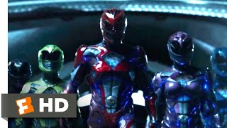 Nonton Power Rangers (2017) - It's Morphin' Time Scene (4/10) | Movieclips Film Subtitle Indonesia Streaming Movie Download