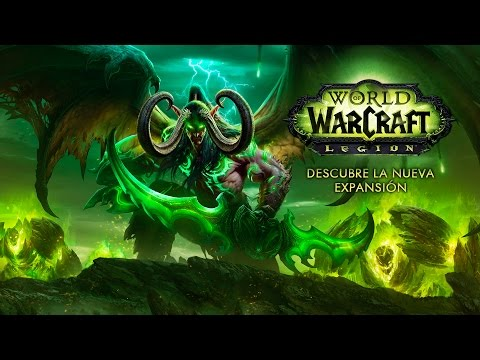 World of Warcraft  Legion – Características generales