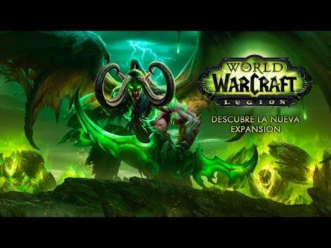 World of Warcraft  Legion – Características generales