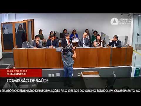 Subsecretária de saúde de Minas admite caos no setor