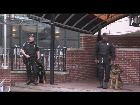 Springfield Police Dog Unit benefits from restaurant donation