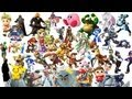 50 Super Smash Bros 4 Character Predictions!!