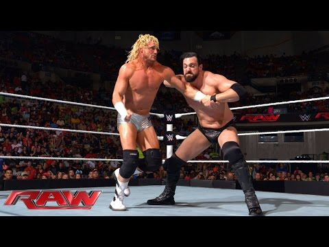 R - Intercontinental Champion Dolph Ziggler teams with