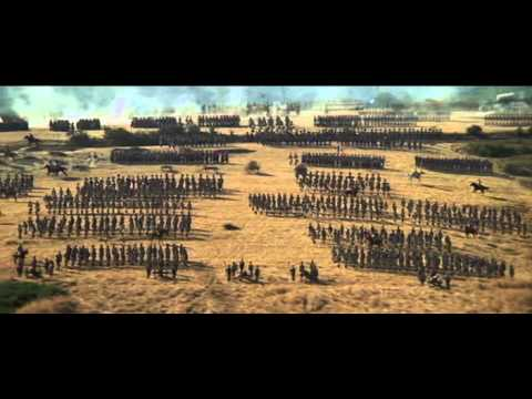 "Video. Clip de la película ""Waterloo"" de Dino de Laurentiis"