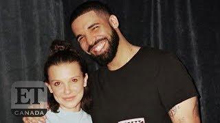 Millie Bobby Brown Defends Drake Friendship