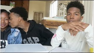 Download Video GUY FLIRTS WITH MY SISTER IN FRONT OF ME PRANK! Vlogmas 12 MP3 3GP MP4