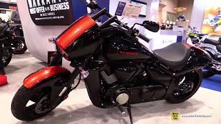 1. 2018 Suzuki Boulevard M109R Boss - Walkaround - 2018 Toronto Motorcycle Show