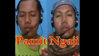SRI MINGGAT #PamitNgaji Versi Shalawat Jawa #MasSayLarosBanyuwangi