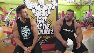 Kiss The BodyBuilder 2.0 /Paks/