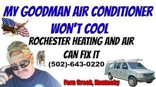 Video My Goodman Air Conditioner won't Work MP3, 3GP, MP4, WEBM, AVI, FLV Agustus 2018