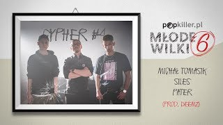 Video Siles, Pater, Michał Tomasik - Popkiller Młode Wilki 6 - Cypher #4 (prod. Deemz) MP3, 3GP, MP4, WEBM, AVI, FLV Juni 2018