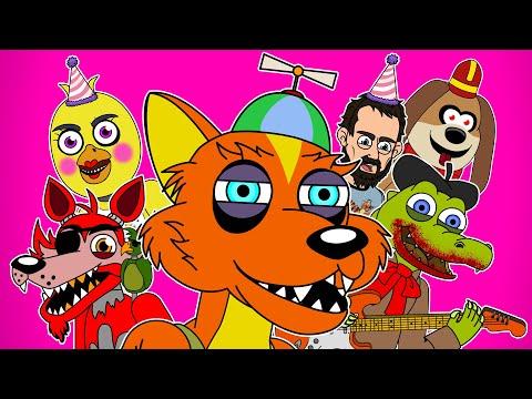 Willy's Wonderland The Musical Remix