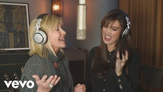 In the Studio with Olivia Newton-John & Delta Goodrem - Love is a Gift