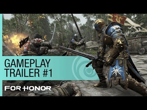 For Honor Multiplayer Gameplay Trailer #1