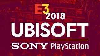 Video E3 Ubisoft & Sony PlayStation Press Conferences - IGN Live 2018 MP3, 3GP, MP4, WEBM, AVI, FLV Juni 2018