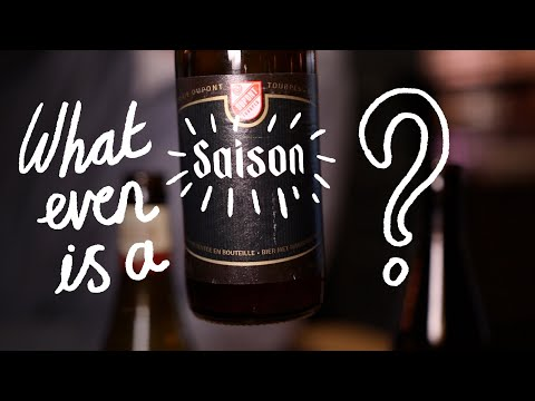 What is saison? | The Craft Beer Channel