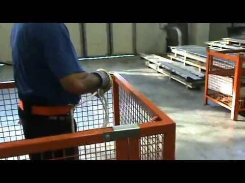Security Basket per Operazioni di Manutenzione Aerea
