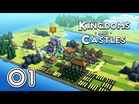Kingdoms and Castles ➤ #01 ➤ Počátek Velkého Království [CZ LP]