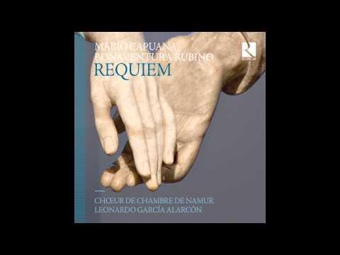 Rubino, Capuana, Requiems à paraître le 12 janvier 2015
