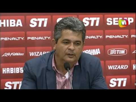 Ney Franco se compara com Mourinho e Guardiola (видео)