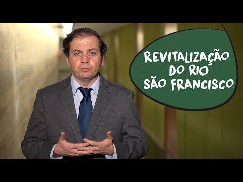 Rodrigo de Castro: revitalização do rio São Francisco