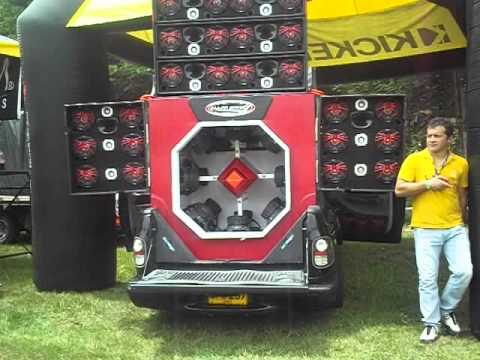 carro tuning  (car audio) 2013