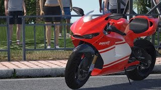 5. Ducati Desmosedici RR 2006 - DUCATI - 90th Anniversary - Test Ride Gameplay (HD) [1080p60FPS]