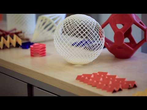Researchers explore practical uses for Origami