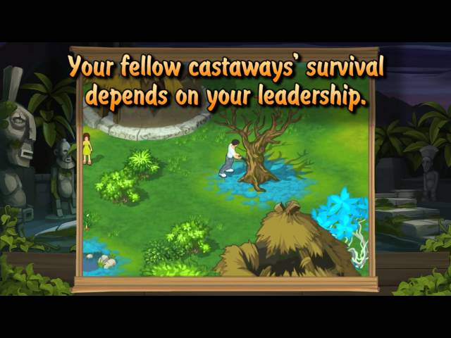 The Island Castaway®: Lost World™ Update 1.4 for Google Play