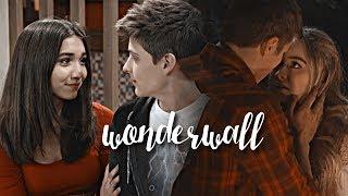 riarkle & lucaya | wonderwall