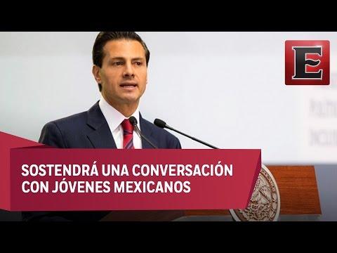 Peña Nieto modifica formato del informe de gobierno
