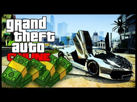 "GTA 5 Online – Make Money Fast SOLO! After Patch 1.15 ""Unlimited Money"" (GTA V 1.15 Money Method)"