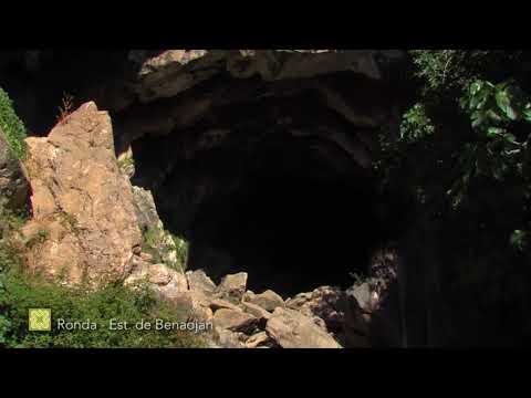 La Cueva del Gato. Etapa 24 de la Gran Senda de Málaga