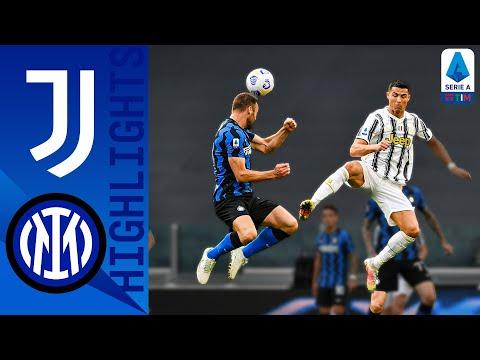 Juventus 3-2 Inter | 2 Goals From Cuadrado For Juventus | Serie A TIM