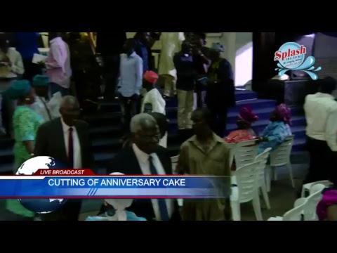 Splash FM Annual Public Lecture 2017 with Prof. Adebanji Akintoye Part 1
