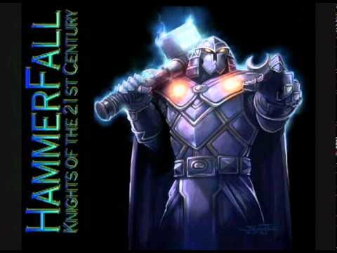 Tekst piosenki HammerFall - Knights Of The 21st Century po polsku