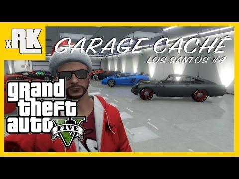 comment retrouver son garage gta 5