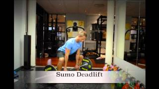 Exercise Index: Sumo Deadlift
